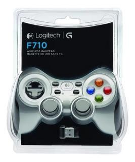 Gamepad Logitech F710 Joystick Pc Inalambrico Wireless