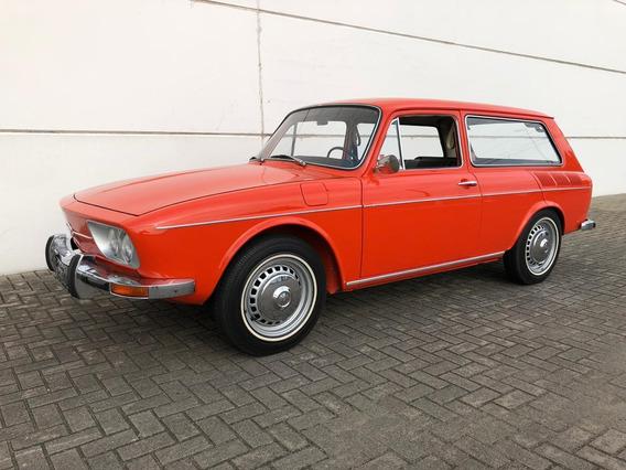 Volkswagem Variant 1600 Impecável - De Coleção