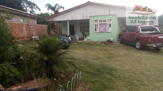 Chácara Com 2 Dormitórios À Venda, 4000 M² Por R$ 250.000 - Centro - Mandirituba/pr - Ch0052