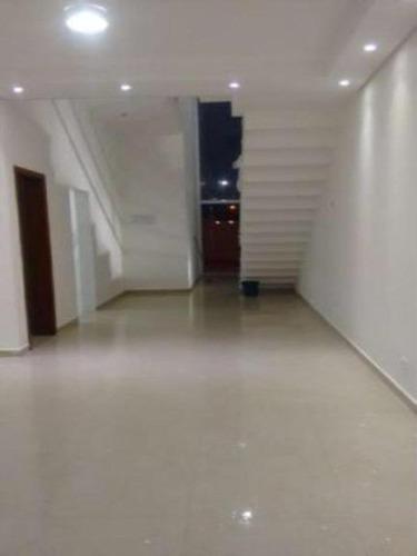 Sobrado Com 3 Dormitórios À Venda, 160 M² Por R$ 610.000 - Condomínio Villagio Milano - Sorocaba/sp. - So0043 - 67639845