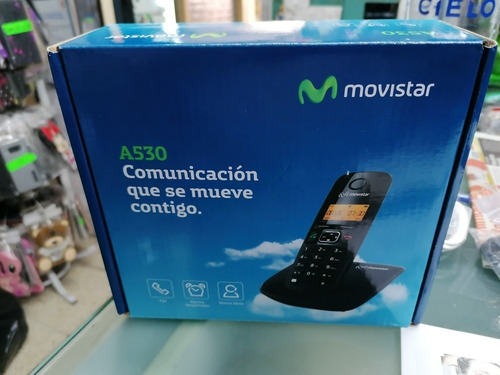 Teléfono Inalambrico Gigaset A530