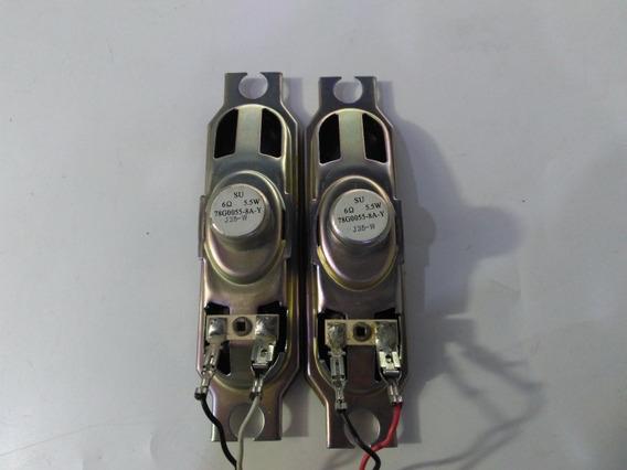 Alto Falante ( Par ) 78g0055-8a-y Tv Philips 220ts2l