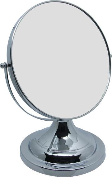 Espelho Ótica Óculos Maquiagem - 2 Unids