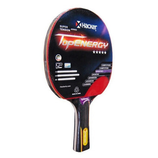 Paleta De Ping Pong Hacker Top Energy 5*