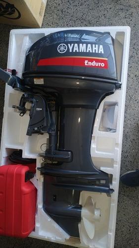 Motor Yamaha 40 Hp  Enduro Baston Entrega Inmediata