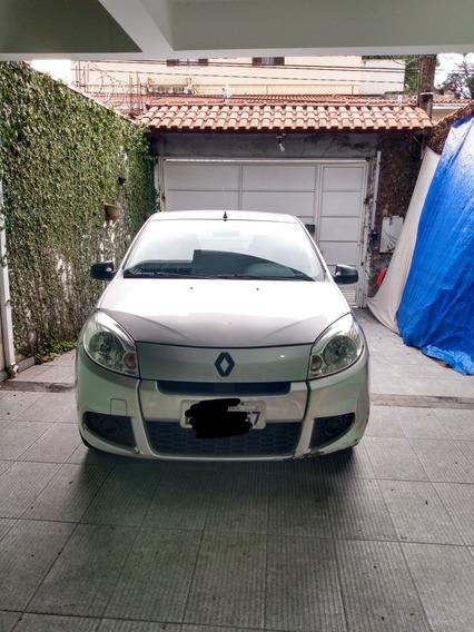 Renault Sandero 1.0 16v Authentique Hi-flex 5p 2012