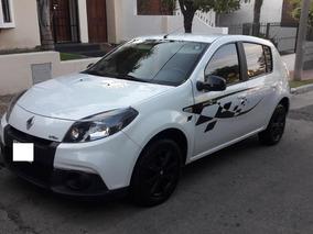 Renault Sandero Gt Line Nav 16 V 1.6 Super Oferta!