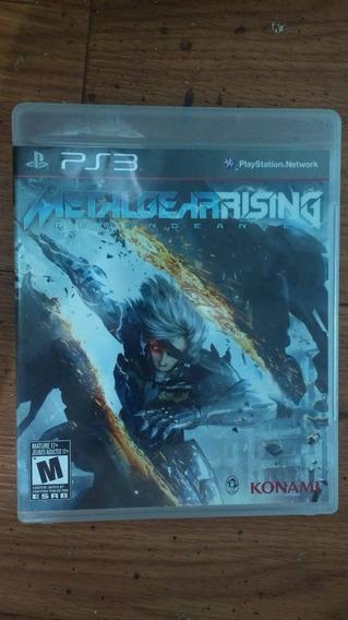 Metal Gear Rising. Midia Física Blu-ray, Frete Gratis