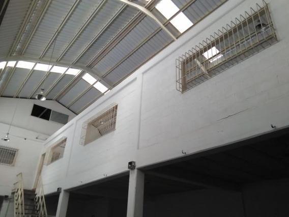 Galpon Alquiler Centro Barquisimeto 20-1418 F&m
