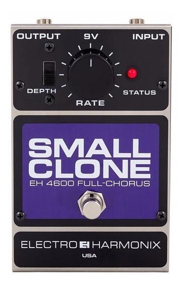 Pedal Ehx Small Clone Analog Chorus - Electro Harmonix