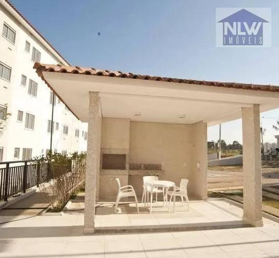 Apartamento Com 2 Dormitórios À Venda, 37 M² Por R$ 210.000,00 - Guarulhos - Guarulhos/sp - Ap1205
