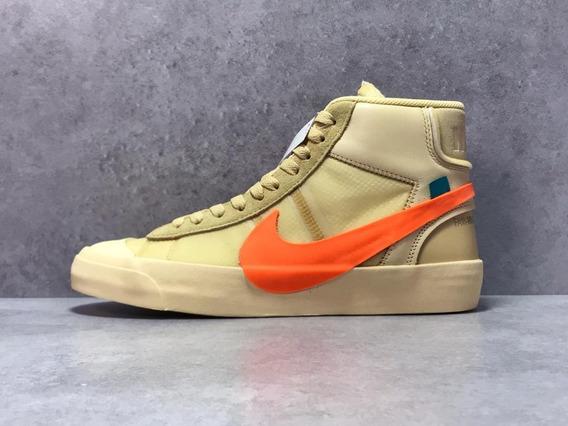 Nike Blazer Off White Varias Tallas!!!