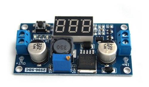 Modulo Reductor De Voltaje Lm2596 1.25v-37v 3a 2596-sdc