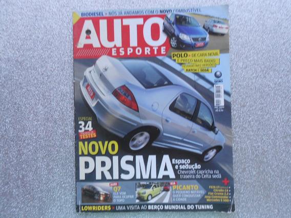 Revista Auto Esporte Nº497- Outubro 2006