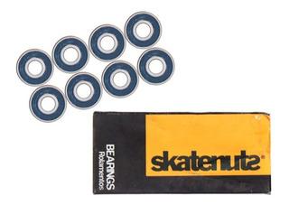 Rolamento Profissional Skatenuts Berings Street Longboard