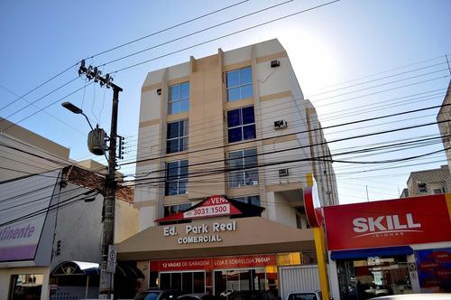 Sala Comercial Com 22 M² No Estreito - 830