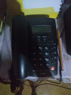 Teléfono Negro O Blanco Alambrico