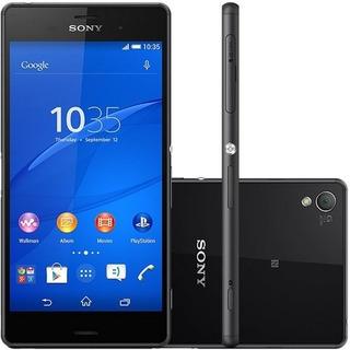 Smartphone Sony Xperia Z3 D6643 Desbloqueado Smartband Swr10