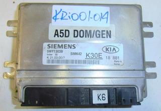 Computador Kia Rio Año 2001-2003