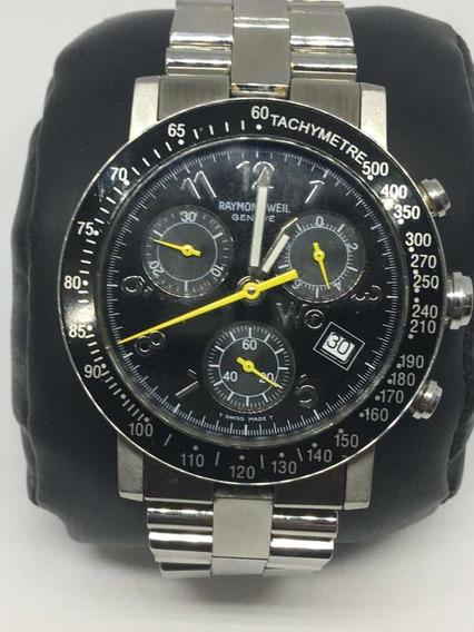 Reloj Suizo Edición Especial Raymond Weil
