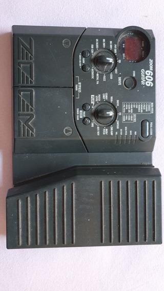 Pedaleira Zoom 606 - Clássica C/ Wah Wah