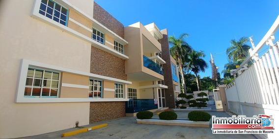Espectacular Apartamento En Venta En San Fco De Macorís