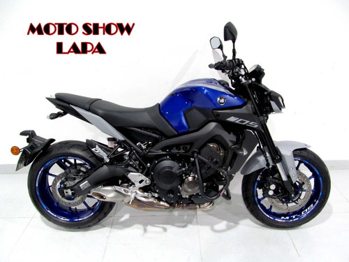 Yamaha Mt 09 Abs 2021 Azul