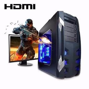 Cpu Gamer 500g/4g Hdmi Wifi Ótimo Desempenho Brinde Gt9500