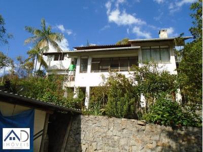 Casa Para Venda Em Nova Friburgo, Conselheiro Paulino, 4 Dormitórios, 1 Suíte, 2 Banheiros, 2 Vagas - 016
