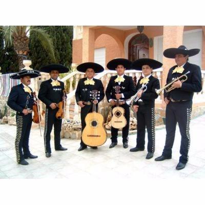 Mariachi Mexico 02814188815 04248405722