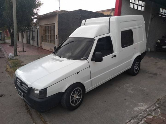 Fiat Fiorino Mod 06 5 Asientos Nafta
