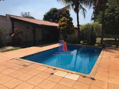 Casa Com 3 Dormitórios À Venda, 300 M² Por R$ 1.000.000 - Condomínio Portal Dos Nobres - Portal Dos Nobres - Americana/sp - Ca1392