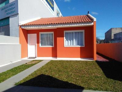 Casa Para Venda Em Fazenda Rio Grande, Jardim Veneza, 2 Dormitórios, 1 Banheiro, 1 Vaga - 936650