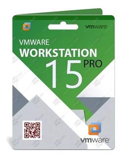 Vmware Workstation 15 Pro Para Windows 5pc Licencia
