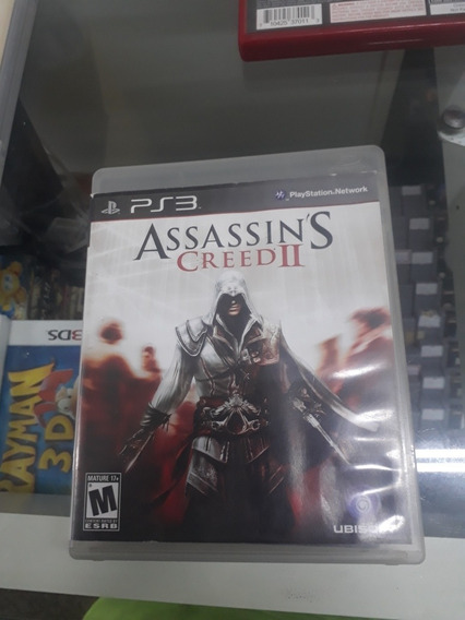 Assassins Creed 2 Ps3 Midia Fisica Original Campinas