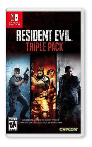 Resident Evil Triple Pack - Nintendo Switch