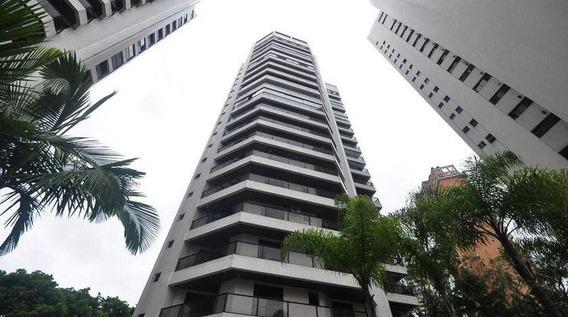 Apartamento Residencial À Venda, Com Renda / Alugado, Andar Intermediário, Rua Diego De Castilho, Morumbi, São Paulo - Ap2375. - Ap2375