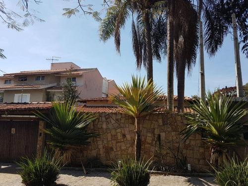 Imagem 1 de 30 de Casa Com 3 Dormitórios, 171 M² - Venda Por R$ 900.000,00 Ou Aluguel Por R$ 3.250,00/mês - Jardim Santa Genebra Ii (barão Geraldo) - Campinas/sp - Ca1478