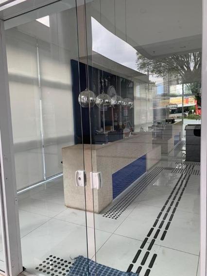 Sala Comercial Para Venda E Locação, Tatuapé, São Paulo. - Sa0040