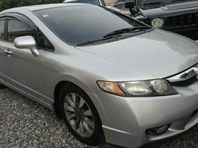 Honda Civic 2009 Ex Full Sunroof En Pana Americano