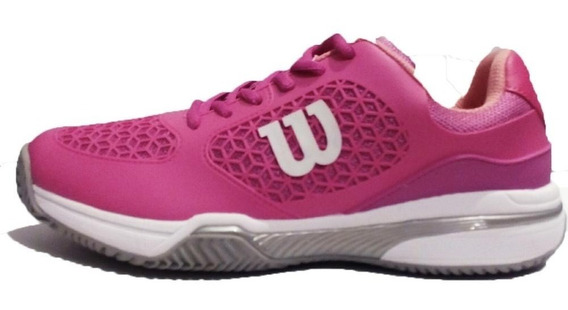Zapatillas Wilson Match Womens - La Plata