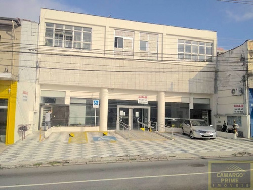 Imagem 1 de 10 de Ótimo Ponto Comercial, Bem Localizado À 700 Metros Da Estação Do Metrô São Paulo- Morumbi  - Eb86777