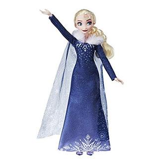 Muñeca Elsa Frozen Una Aventura Congelada U S A Original