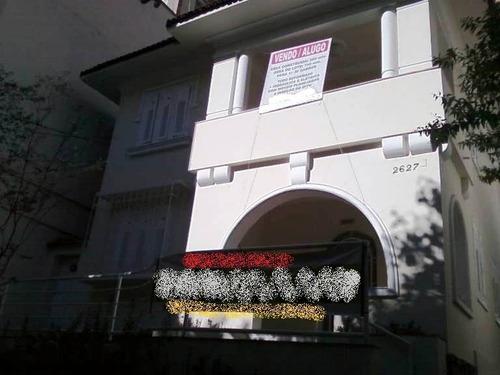 Casa Comercial Com 6 Quartos Para Comprar No Lourdes Em Belo Horizonte/mg - 2562