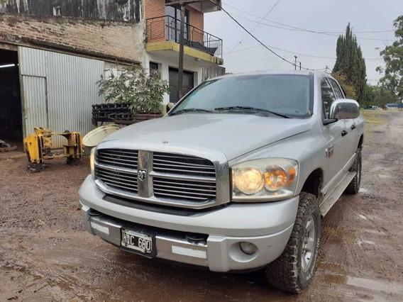 Dodge Ram 2008 5.9 2500 Laramie Quadcab 4x4 Atx