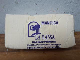 Manteca Pilon X 5kg