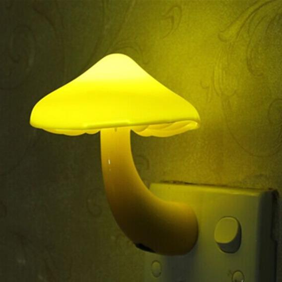 Luminária Led Noturna Para Parede Luz Noturna Infantil