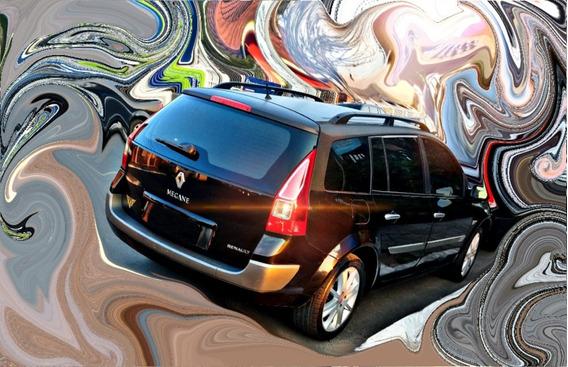 Renault Megane Grand Tour 2009 2.0 Dynamique Aut. 5p