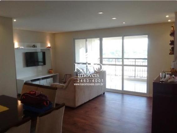 Apartamento No Bosque Ventura De 95m² 3 Dormitórios 2 Vagas - Ap1128
