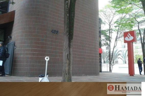 Sala Comercial Para Locação Em São Paulo, Brooklin, 2 Banheiros, 2 Vagas - 1980-sl1_2-859168